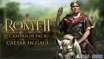 Обзор (рецензия) Total War: ROME 2 Caesar in Gaul