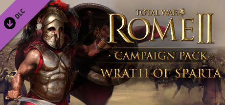 Презентация фракций Total War: Rome 2. Wrath of Sparta