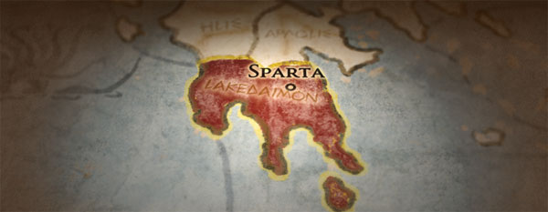 Презентация фракций Total War: Rome 2. Wrath of Sparta - Спарта.