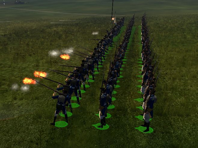 Empire Total War пехота
