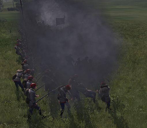 Empire Total War взрыв