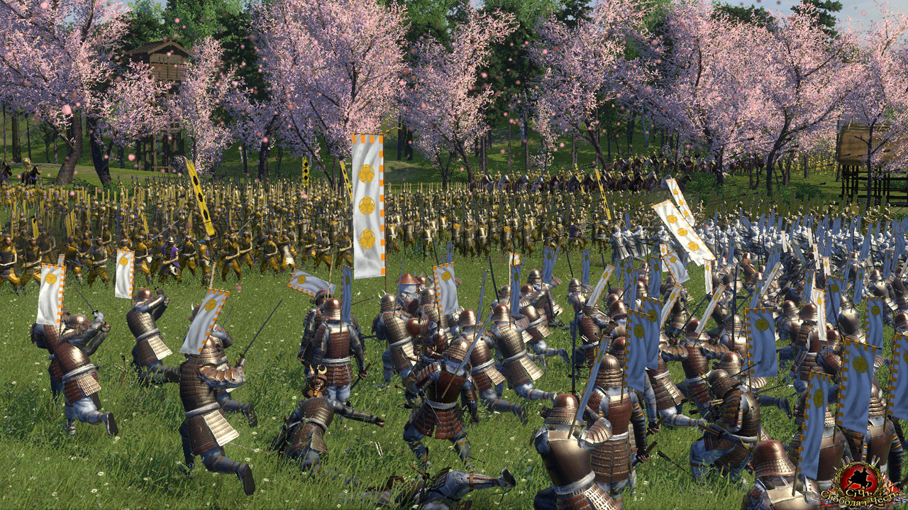 История The Creative Assembly. Часть 7. Создание Total War: Shogun 2