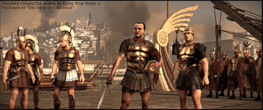 Total War: Rome 2 - Фанат до конца...