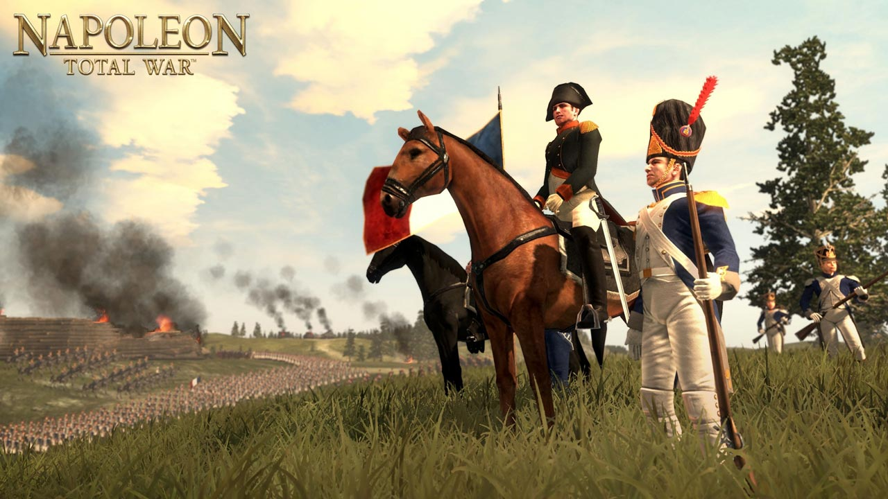 История The Creative Assembly. Часть 6. Создание Napoleon:Total War